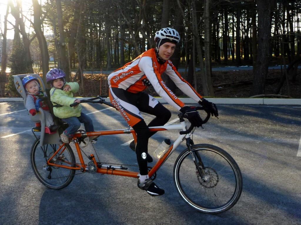 Davinci Designs Performance Handbuilt Tandem Bicycles