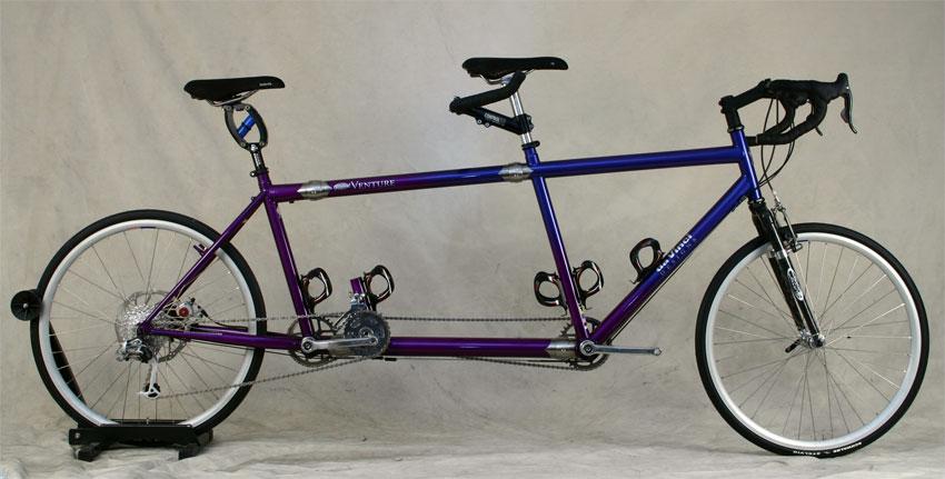 S&S Coupled Tandem Bike