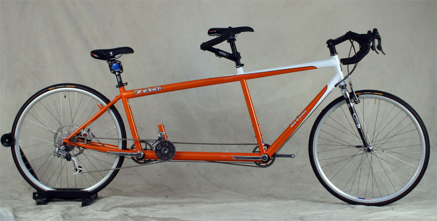 Steel Joint Venture Tandem Bicycle